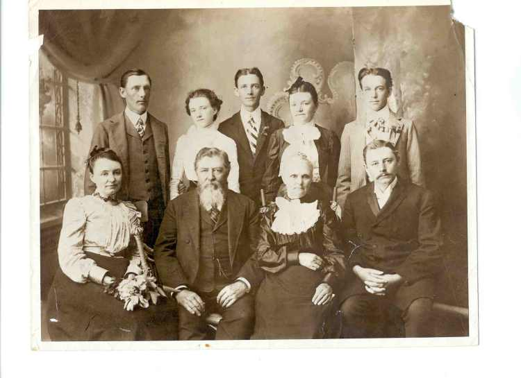 Alexander and Lizzie's Family