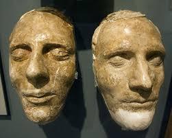 Joseph and Hyrum Death Mask