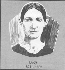 Lucy Smith daughter